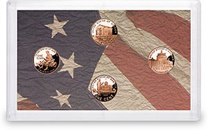2009 Lincoln Proof Pennies