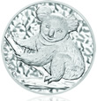 2009 Australian Koala Silver Coin