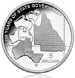 Australia Queensland Silver Proof Coin