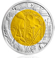 Austrian Year of Astronomy 25 Euro Coin