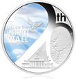 Fall of the Berlin Wall 1oz Silver Proof Coin