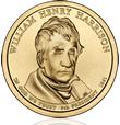 Harrison Presidential $1