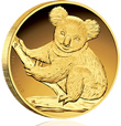 Australian Koala 2009 Gold Proof Coin