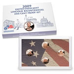 2009 Lincoln Cent Proof Set