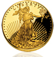 Proof Gold American Eagle Coin