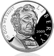Proof Lincoln Silver Dollar