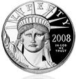 Proof Platinum American Eagle Coin