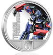 Transformers - Optimus Prime 1oz Silver Proof Coin