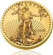 Uncirculated Gold American Eagle