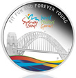 World Masters Games Coins
